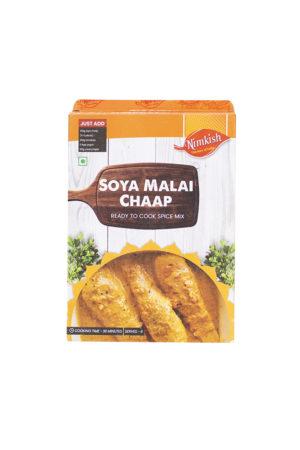 NIMKISH_SOYA SPICES MALAI CHAAP