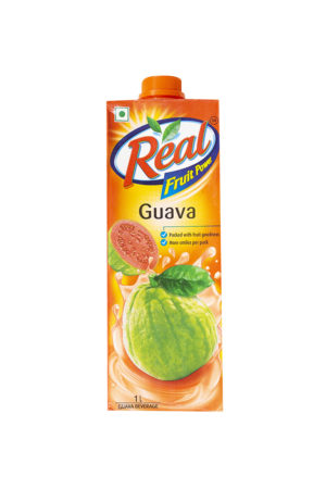 REAL JUICE GUAVA 1LTR