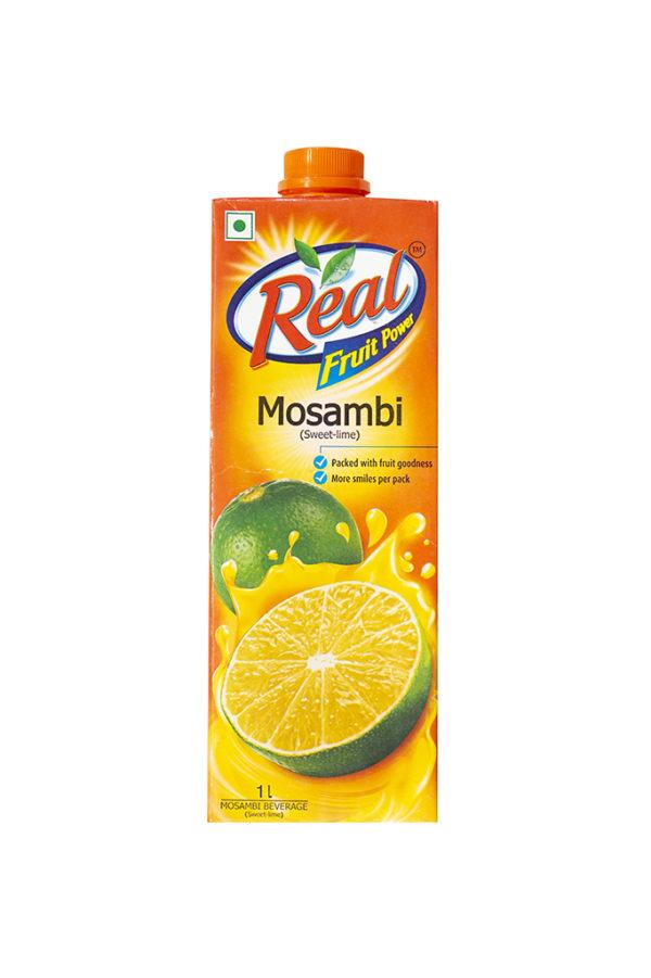 REAL JUICE MOSAMBI 1LTR