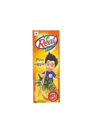 REAL JUICE PINEAPPLE 200ML