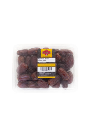 SPICE EMPORIUM MEDJOOL DATES LARGE 500G