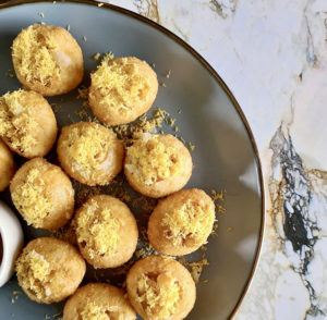 Spice Emporium Crunchy Stuffed Puri Recipe
