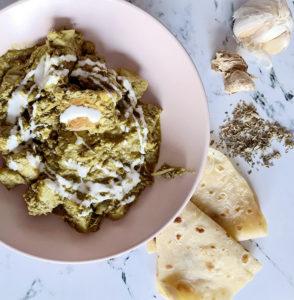 Spice Emporium Spinach and Potato Paneer Recipe