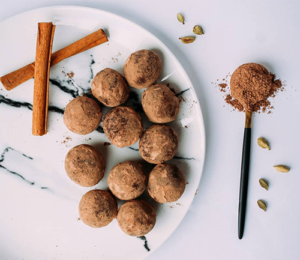 The Spice Emporium Morethanmumsza energy date balls recipe
